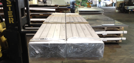 M&M Stainless - Sheared and Edged Stainless Steel Flat Bar Suppliers
